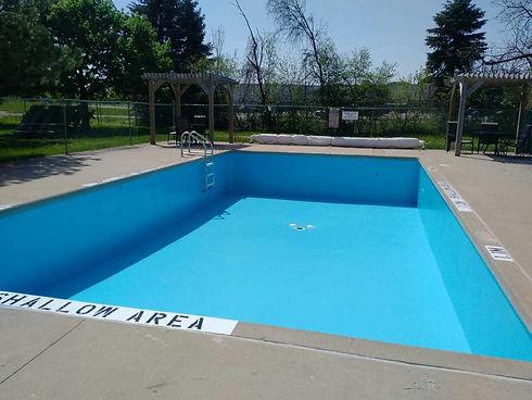 Pool repair and restoration