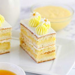 Torta de Maracuya