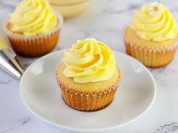 Cupcakes de Maracuyá
