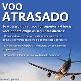 Conheça seus direitos em caso de problemas com voos