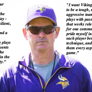 Mike Zimmer has brought a winning culture back to Minnesota