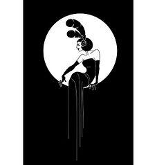 art-deco-lady-fashion-design-vector-3597