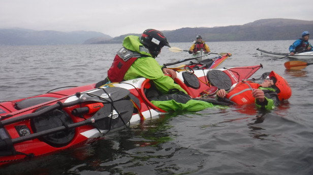 Rescue Practise