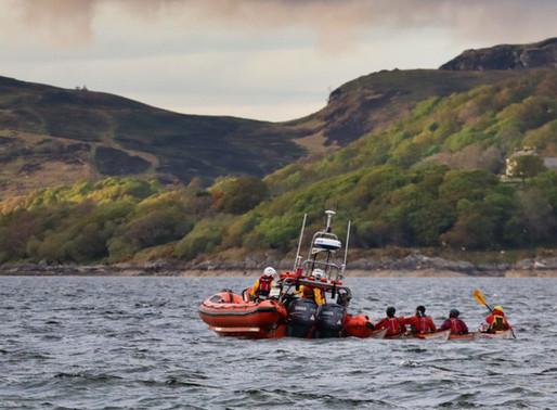 Sea Kayaks & Lifeboats: Lessons