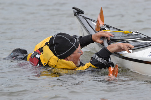 Sea Survival training