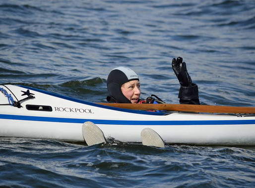 Sea survival for sea kayakers