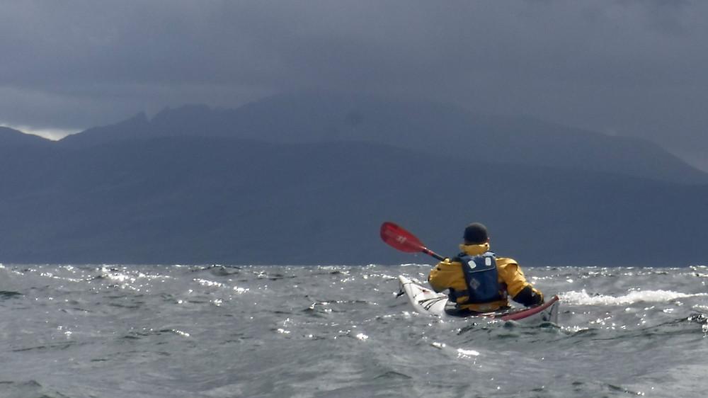 Long days sea kayaking