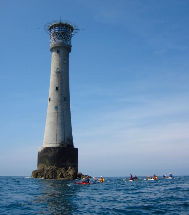 Bishops Rock Lighthouse