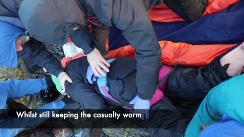 1st Aid course video clip