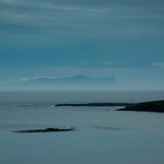 Ghostly islands