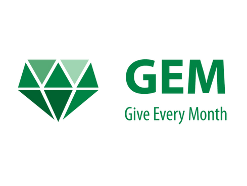 Be a GEM! The Women's Giving Circle's new monthly donor program.