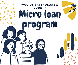 WGC Micro-Loan Program Success Story