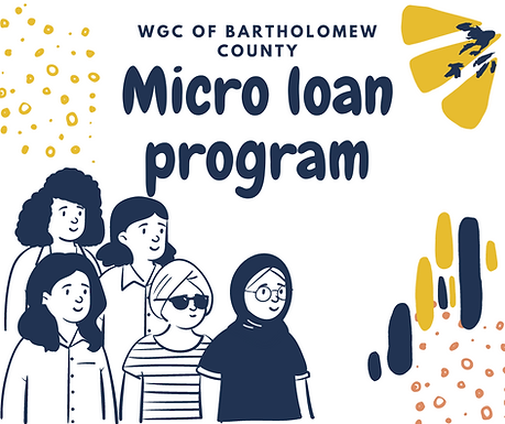 WGC Micro-Loan Program Success Story