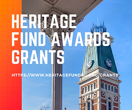 Heritage Fund awards over $65K to local nonprofits