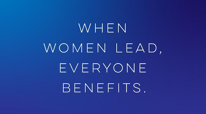 Women Rising Leadership Grant
