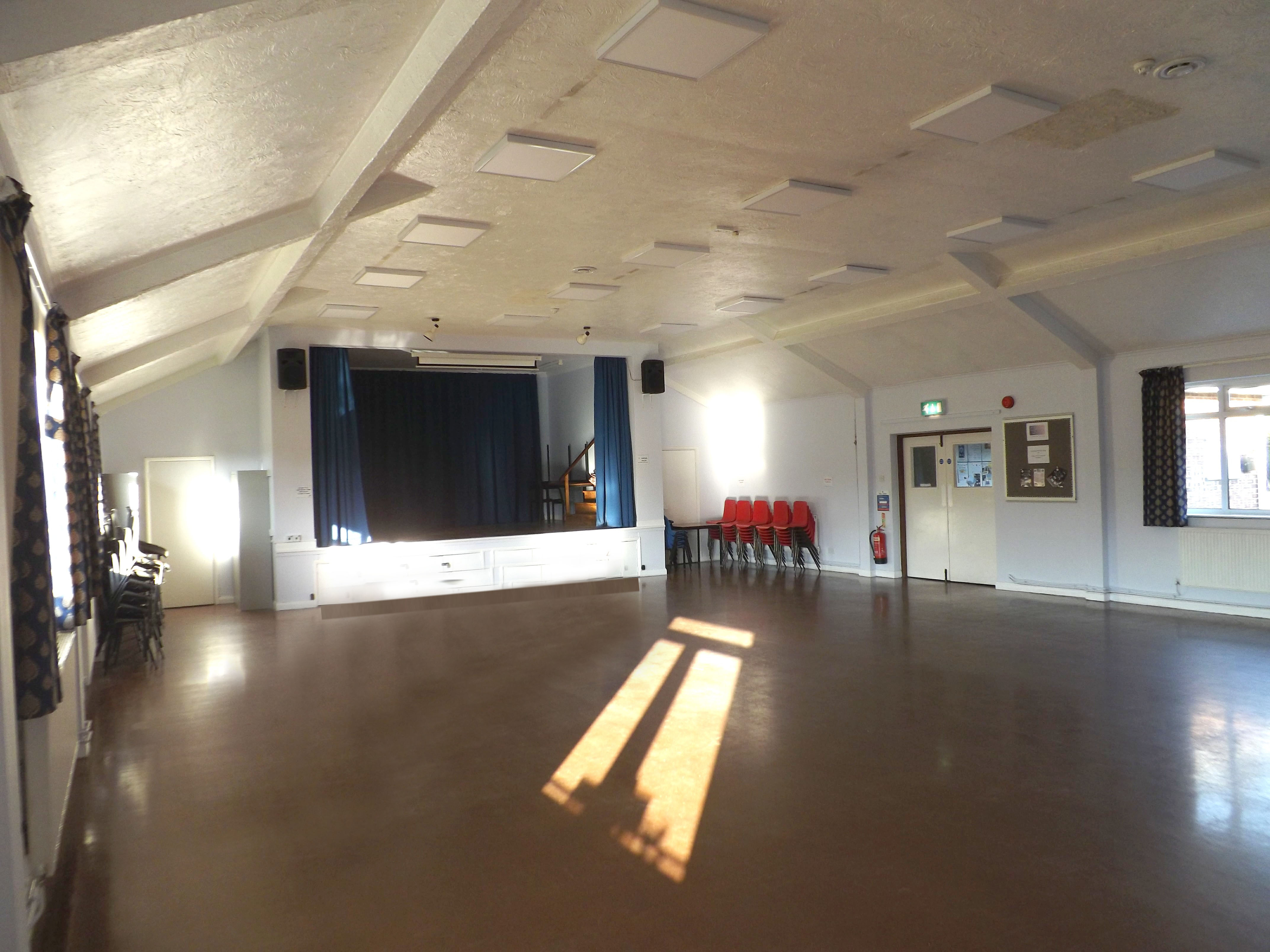 Whitehill Village Hall - Main Hall Photo 1