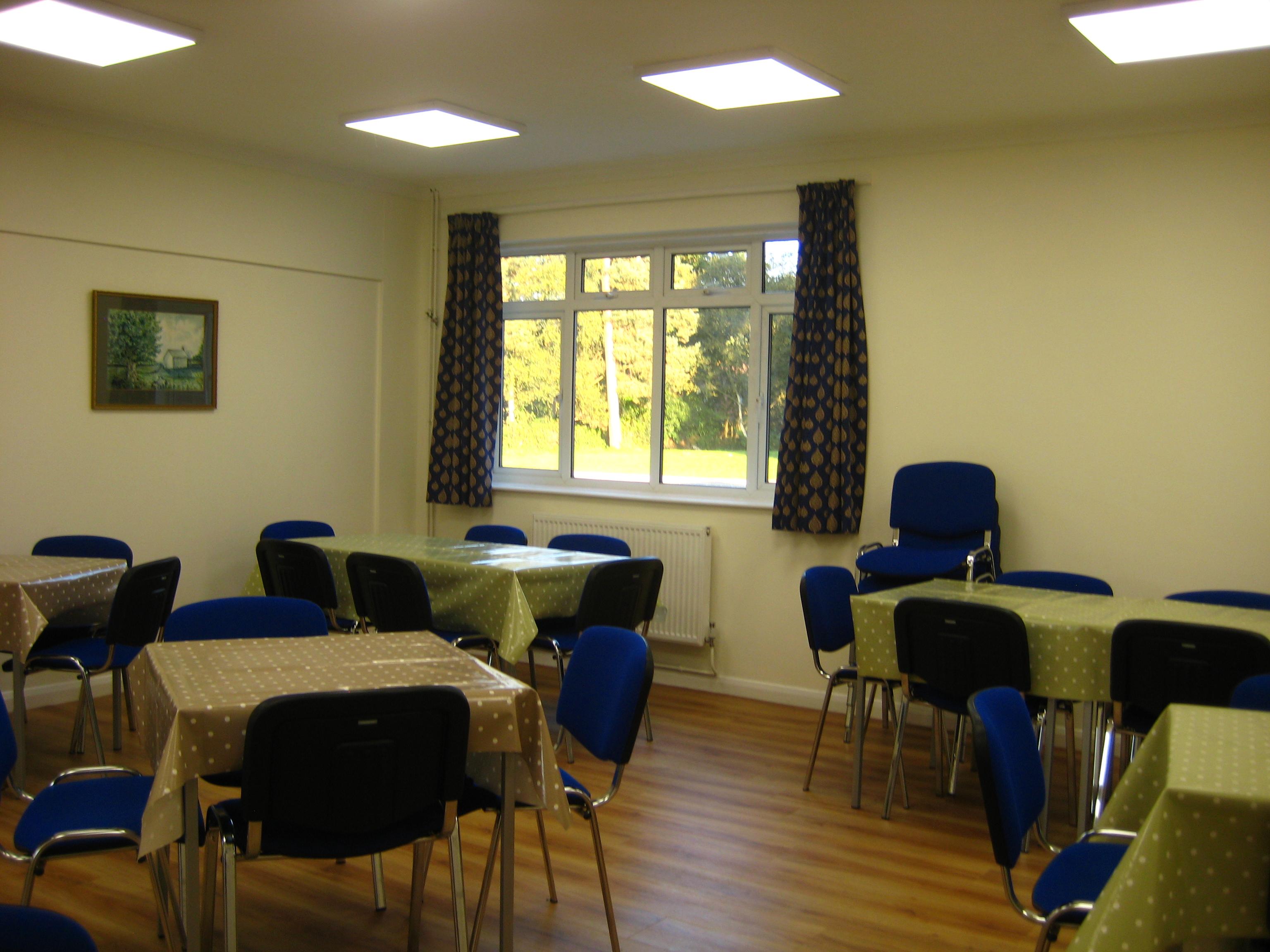 Cafe Room 4