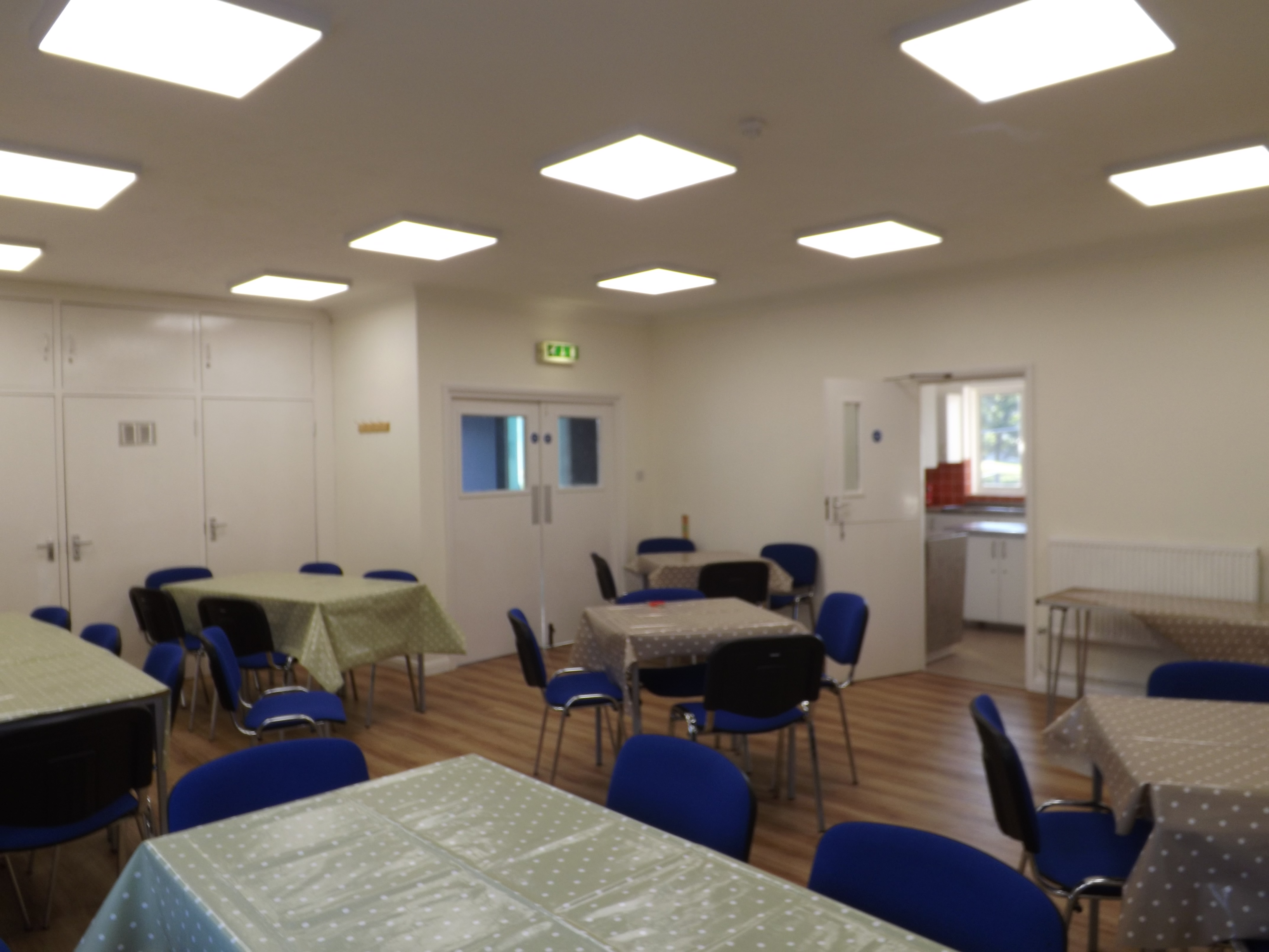 Whitehill Village Hall - Cafe Room Photo 4