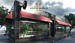 David People Dış Cephe Tasarım