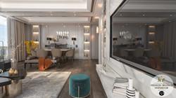 azure evleri iç mimari tasarım