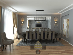 Artzen 3D Salon Render