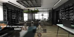 Sernak Ofis İç Mimari Tasarım