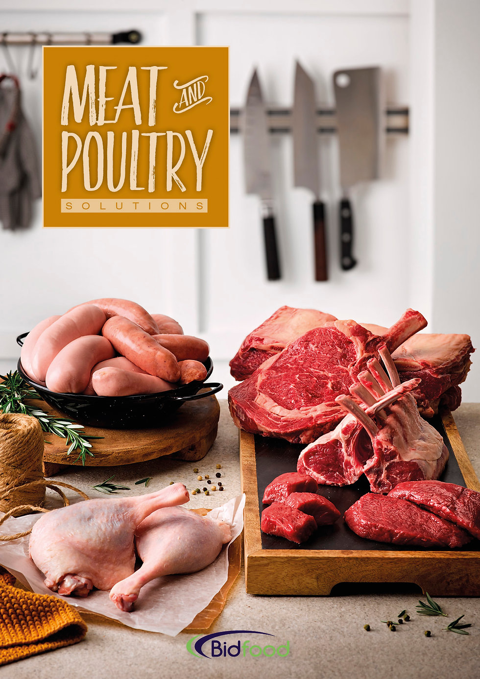 Meat & Poultry Solutions
