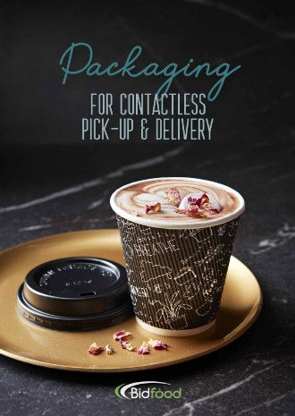 Packaging for contactless pick-up and delivery