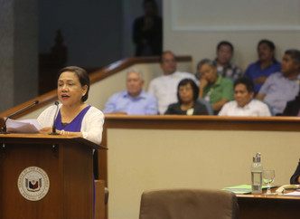 Villar lists priority bills for 17th Congress