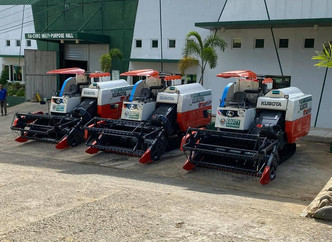 PhilMech is in Ilagan, Isabela for the RCEF 11th Agri-machinery distribution to 21 rice farmers Coop