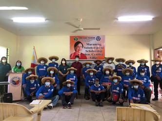 Graduation on High Quality Inbred Rice Seeds Production and Farm Mechanization