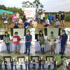 Graduation of our Fresh Water Aquaculture Training of Trainors