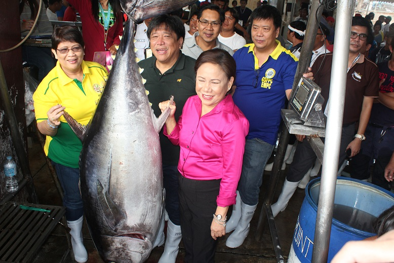 General Santos City Fish Port Visit
