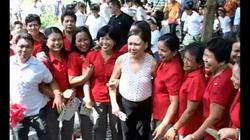 Infomercial of Sen. Cynthia Villar