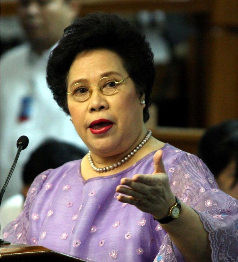 Sen. Miriam Defensor Santiago