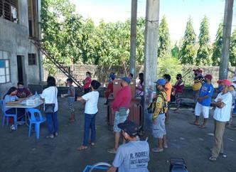 RCEF In-bred Seeds Distribution in San Nicolas, Ilocos Norte