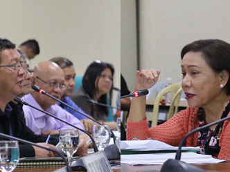Villar wants Fisheries Code amended to include a fund to assist poor fisherfolks