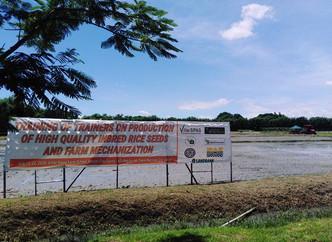 Day 4 Rice Mechanization Hands-On courtesy of PhilMech and ATI Region 4-A @VillarSipagfarmschoolBaco