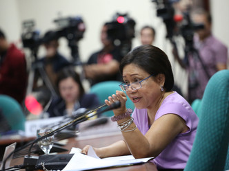 Senate Hearing on the National Food Authority on Smuggling Calumpit Multipurpose Cooperative and Pri