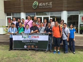 Agriculture-tourism;