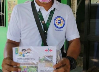 Happy kami sa seeds na galing sa Villar SIPAG Farm School sa San Jose Del Monte City Bulacan may pag