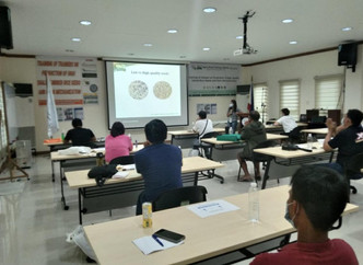 Day 5 - Training of Trainers on Production of High Quality Inbred Rice Seeds & Farm Mechanizatio