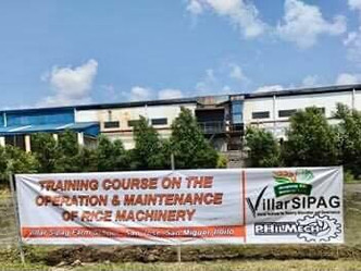 Course on Farm Machinery Operations and Maintenance for Farmers