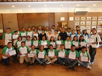 Agricultural Training Institute and Villar SIPAG Farm School Graduation Exercises