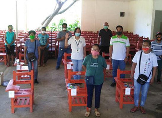 11th Agricrops training course focus on household vegetable production for food security Participant