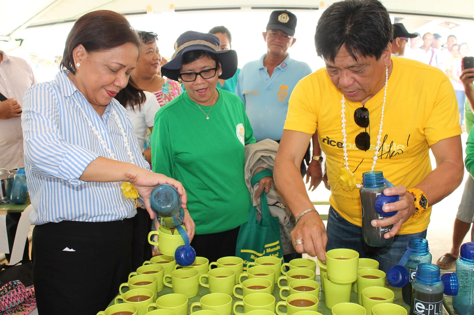 Yolanda Rehabilitation Program