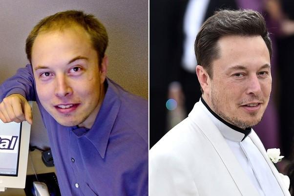 Greychalk | Elon Musk