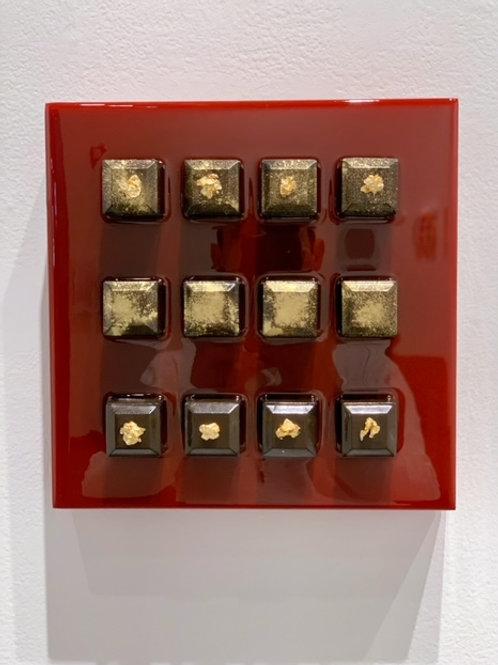Artist: Roderick Hidalgo, Title: The Chocolate Box