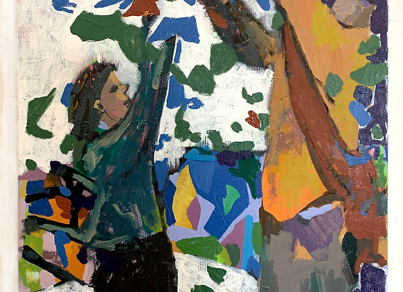 Artist: Kris Benedict, Title: Soons Orchard