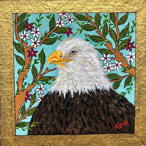Artist: Rinal Parikh, Title: Eagle